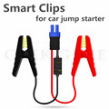 Smart clips for Car Jump Starter Short circuit Antiback Overcharge Constant Regulator Protections Clamp for Auto Booster Battery