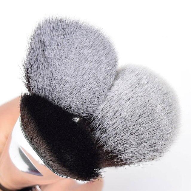 JAF 15pcs Makeup Brushes Tools, Conveniently Portable Make Up Brush Set, Brand Cosmetic Makeup Kit, Free Dropshipping J1531YC-B 4