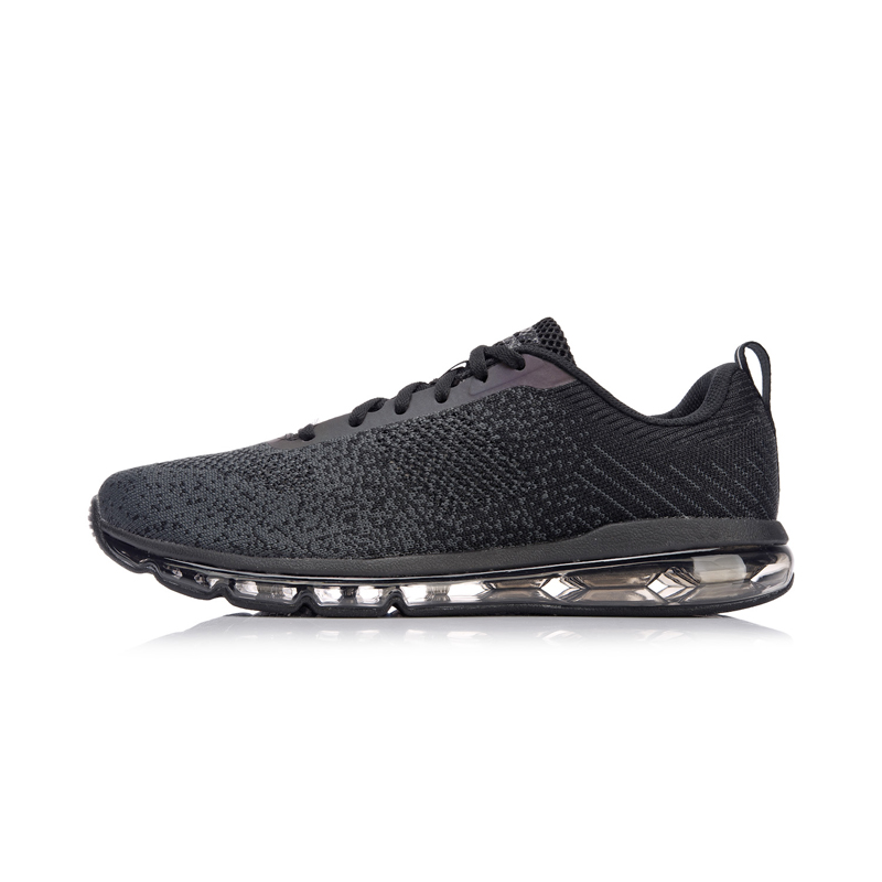 Li-ning hommes bulle Max classique style de vie chaussures coussin baskets doublure respirant confort Fitness Sport chaussures AGCN075 YXB134 - 5