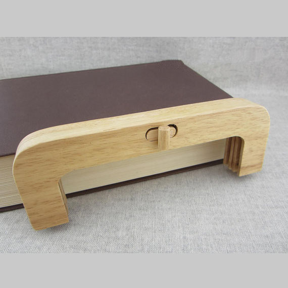 20 cm wide x 7 cm Wholesale China Factory Aliexpress Seller Natural Color Wooden Purse Frame Wood Clutch Wood Bag Handle