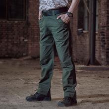 Military Cargo Tactical Pants Men SWAT Bomber Working Pants SWAT Hunter Field Combat Trousers Army Pantalones