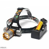 Underwater Diving Headlight 3800 Lumen -T6 Headlamp LED Waterproof Swimming Dive Head Light Torch Lamp Lighting Tactical Flash