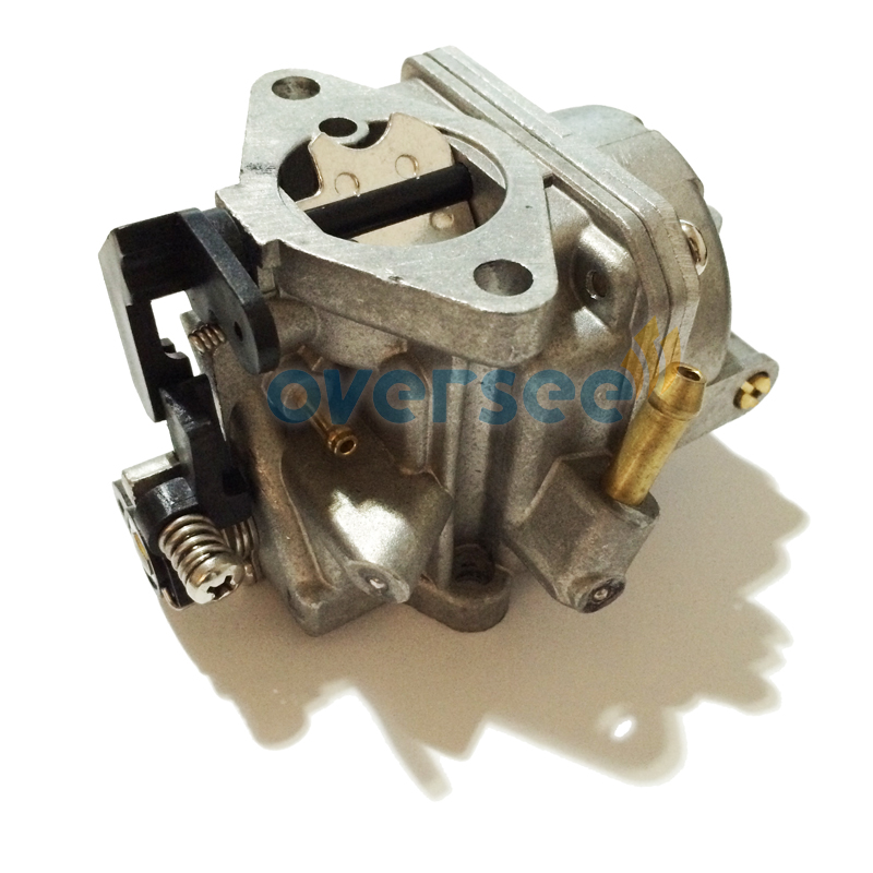 цена на 3R1-03200-1 803522T 3R1-03200 3AS-03200-0 Carburetor for Tohatsu Nissan 4hp 5hp Mercury 4hp 2.5hp 4 stroke Outboard Engine