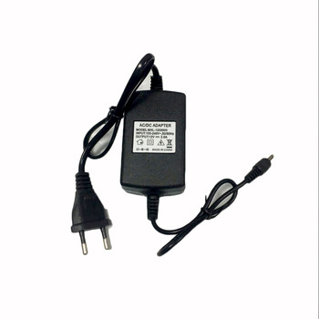 YiiSPO оптовая продажа DC 12V2A источник питания AC 100 в-240 в адаптер штепсельная вилка европейского стандарта 5,5 мм x 2,1-2,5 мм для камеры видеонаблюдения внутренний адаптер питания ЕС