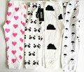 Девушки леггинсы 2015 детские брюки Бобо выбирает осень Малышей Детские гетры потворствовать сердца Мальчиков шаровары модули для 1-4yrs