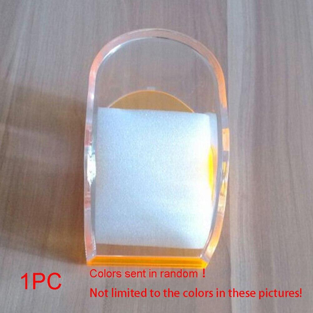 1 Pc Mode Hängen Uhr Schmuck Lagerung Box Transparent Halter Uhr Armband Box Halter Zufällige Farbe GroßE Vielfalt