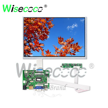 10.1 inch TFT LED screen 1280*800 1000 nits with backlight for laptop and tablet  notebook with VGA HDMI driver board