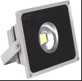 SMFL-1-25, IP65 led extérieure jardin lumière, haute Lumens, 50 W led projecteur