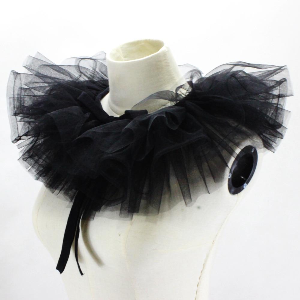 2019 Jaderic New Fashion Multi-layer False Collar  For Women Vintage Fake Collar Decorative Collar