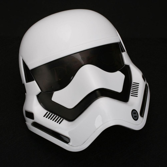 Star Wars LED Light Stormtrooper Darth Vader Mask Dress Up