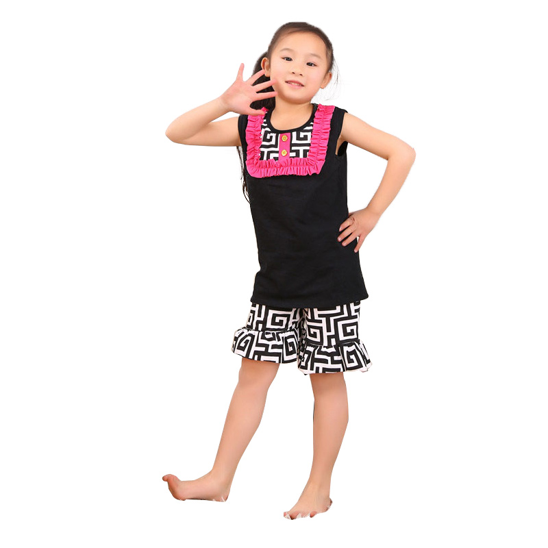 5pcs Lot Baby Girl Clothes Summer Toddler Clothing Cheap Infant