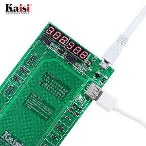 Image 4 - Huawei Samsung xiaomi, plaque dactivation de la batterie du téléphone, gabarit de câble USB de charge pour iPhone, 4 8X, Huawei, Test du Circuit