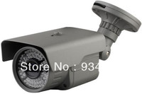 HD SDI Security Camera 1080P 1 3 Panasonic CMOS Sensor 2 8 12mm Lens 72 IR