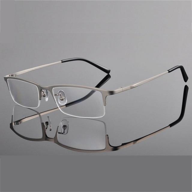 94ce5012adbe6 Chashma Marca Peso Ultra Leve Armações De Óculos De Titânio Óculos de  Armação para Homens Meia