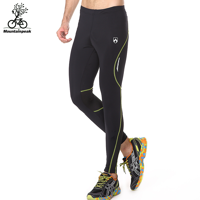 Puncak Gunung Olahraga Celana Ketat Celana Pendek Joging Kebugaran Tujuh Marathon Cepat Kering Celana Legging Leggings Tights Leggings Leggingslegging Pants Aliexpress