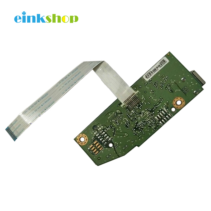 einkshop CE670-60001 Formatter Board For <font><b>HP</b></font> P1102W P 1102W <font><b>1102</b></font> P1102 <font><b>Printer</b></font> Parts Logic Main Board image