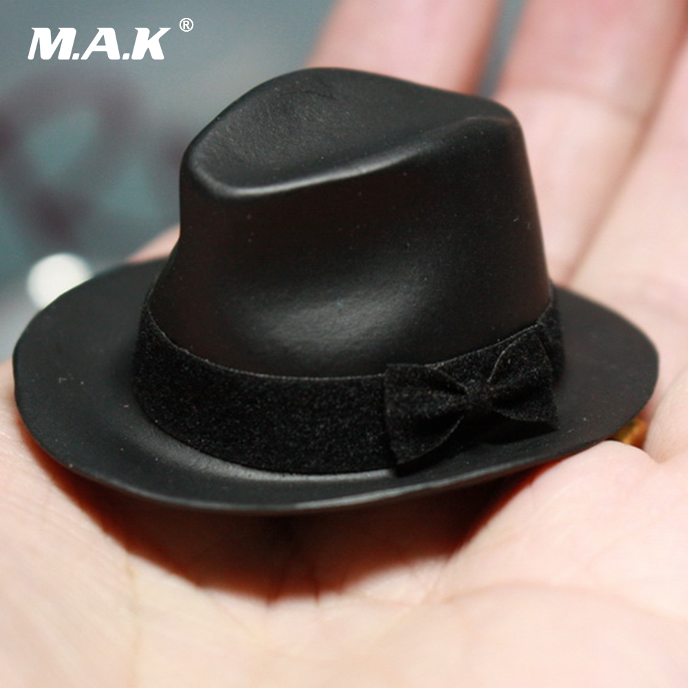 1/6 Scale Male Figure Hat Brown/Black/Blue Color Cap Bowler Hat Topper Accessory for 12 Men Action Figure