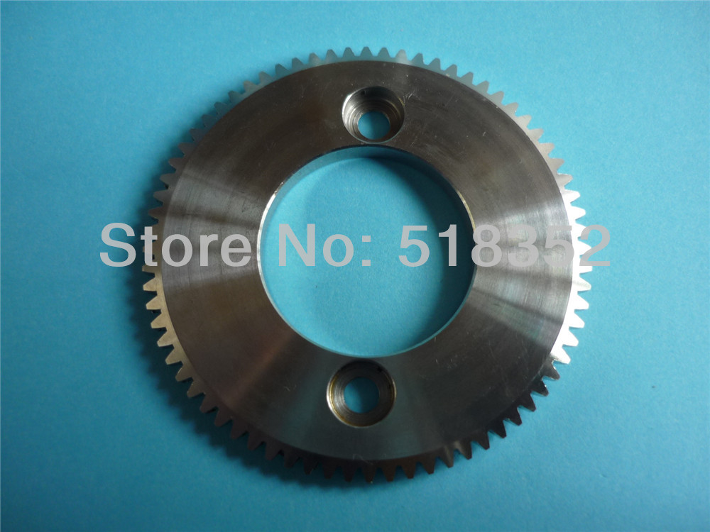 X054D744H02 (X054D257G51) Mitsubishi M420-1 Gear for M407C and 408C ID23mm for WEDM-LS Wire Cutting Machine PartsX054D744H02 (X054D257G51) Mitsubishi M420-1 Gear for M407C and 408C ID23mm for WEDM-LS Wire Cutting Machine Parts