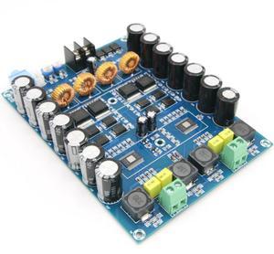 Image 4 - XH M641 TPA3116D2 DC12V 24V 150W X 2 Audio Digita High Power 2 Kanalen Auto Versterker Met Boost Board g2 010