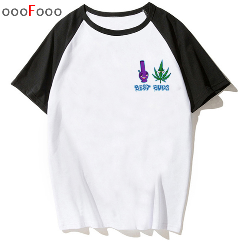 Bong Weed T Shirt 2019 Fashion Top Fit Short Sleeve