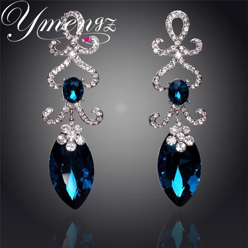 YMENGZ Brand Hollow Crystal...