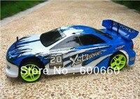 Envío gratis HSP XSTR 1 / 10th escala Nitro 4wd gas RTF RC esférica de pivote de suspensión RC RC Buggy coche rótula + FS GT2 conjunto de radio modelo 94122
