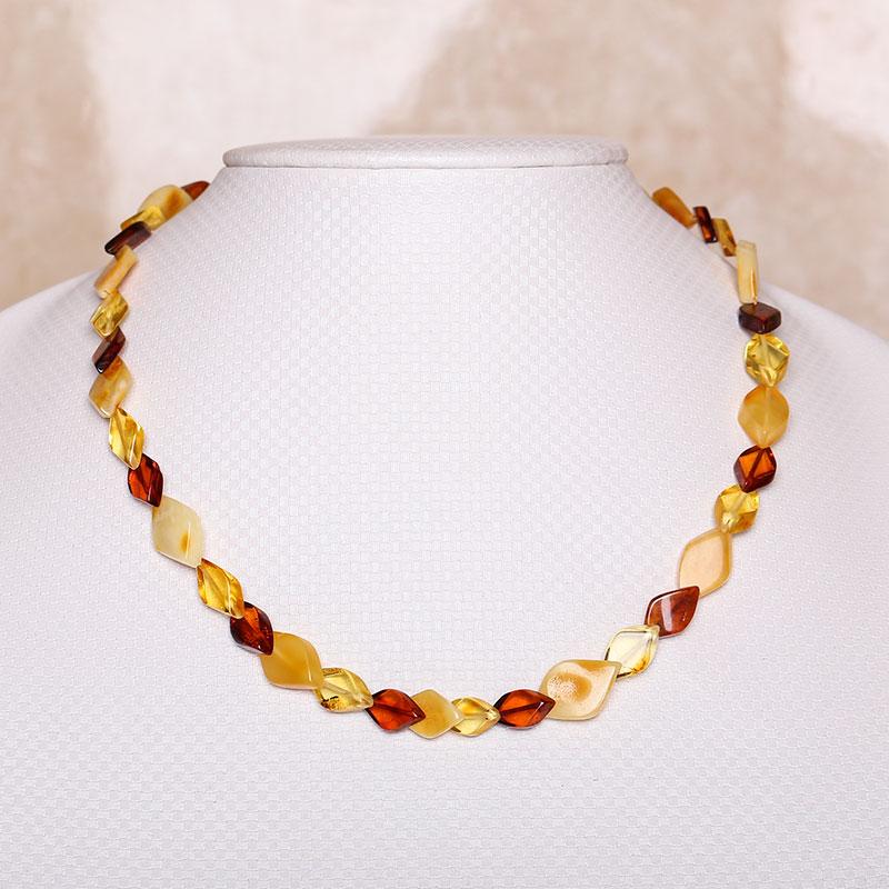 Kvinnor populära naturliga ravhalsband lyx explosion - Fina smycken