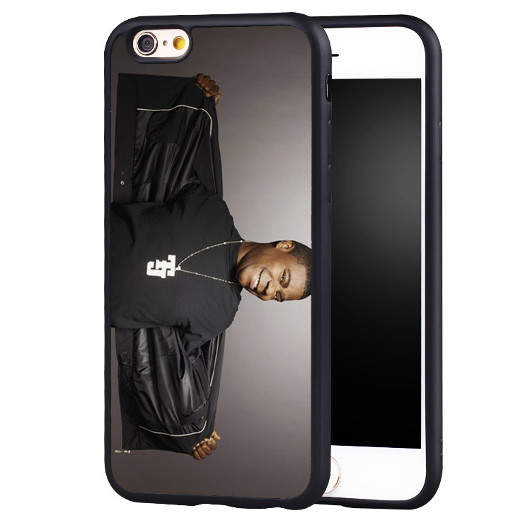 Tracy Morgan Custom Printed Soft Rubber Mobile Phone Cases Accessories For iPhone 6 6S Plus SE 5 5S 5C 4 4S Back Shell Cover