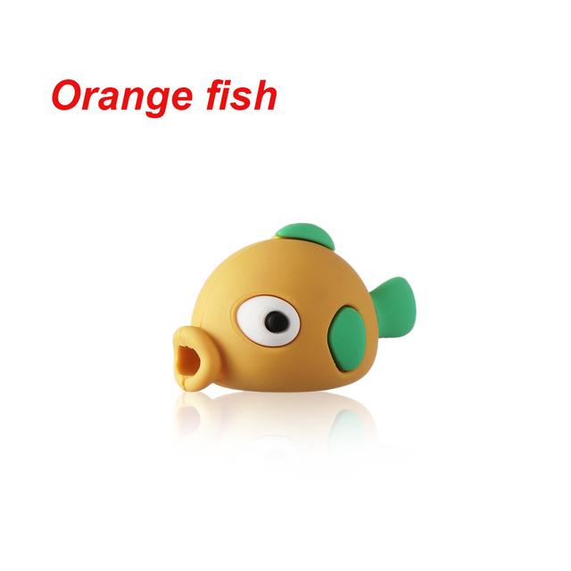 Fantasy Fish Cable Chompers