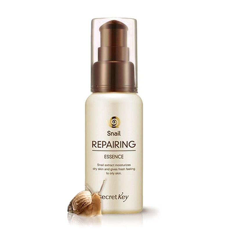 SECRET KEY Snail Repairing Essence 60ml Face Skin Care