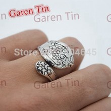 Silver Spoon Rings Assorted Designs