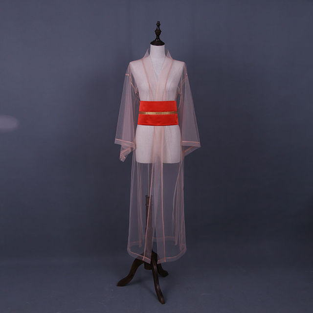 Selebritee Bridesmaid Robes Wedding Robe for Women Dressing Gowns Bathrobe Kimono Sexy Sleepwear Perspective with Belt Free Size