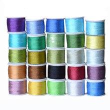 Холодные мм цвета, 4 мм 100% дюймов шириной 1/8 чистый шелк тутового шелкопряда лента для вышивки ручной работы Двусторонняя тонкая тафта шелковая отделка
