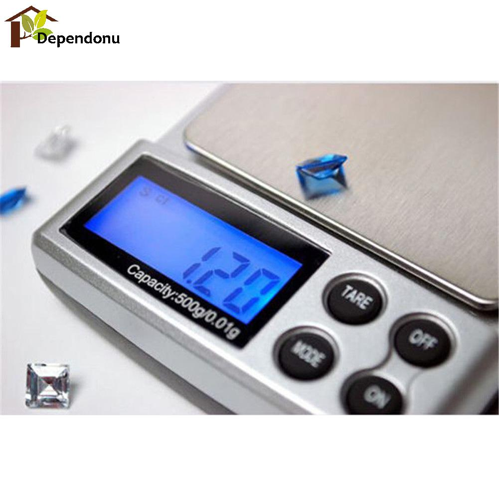 Precision Scale Us 7 67 19 Off 500g X 01g Digital Precision Scale Gold Silver Jewelry Weight Balance Scales Lcd Display Units Pocket Electronic Scales In Weighing