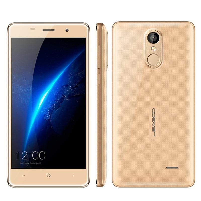 bilder für Ursprüngliche Leagoo M5 Stoßfest handy Android 6.0 5 ''MTK6580 Quad Core 2 GB + 16 GB Dual Sim GPS Fingerprint 3G Smartphone