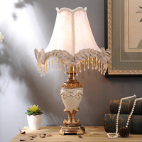 retro elegant Princess bedroom decoration lamp house Home Furnishing practical wedding gifts housewarming gift