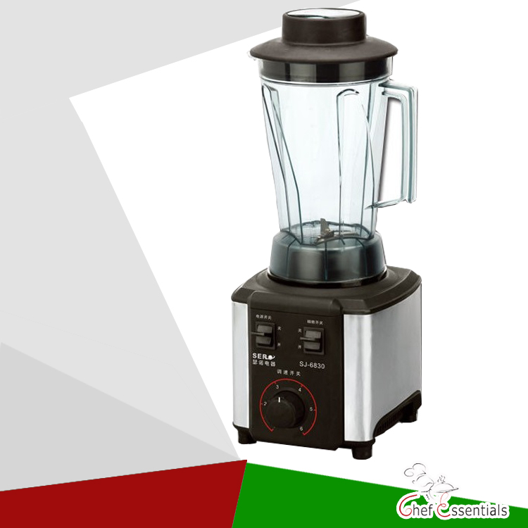 SJ-JO5S Commercial Blender Ice Crushing fruit vegetable stirring mixer food machine juice machine commercial blender mixer juicer power food processor smoothie bar fruit electric blender ice crusher