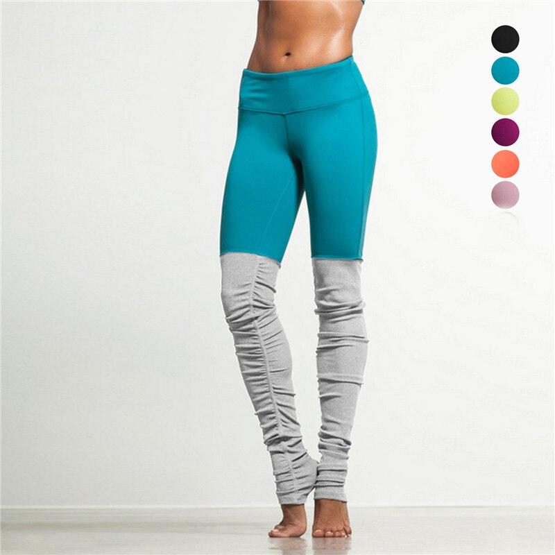 Pantaloni de înaltă talie pentru femei Yoga Pantaloni 3D Jachete de - Imbracaminte sport si accesorii