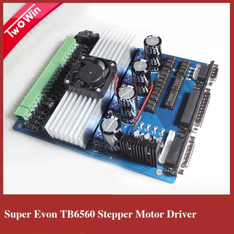 4 Axis Cnc Controller Tb6560 4 Axis Stepper Motor Driver