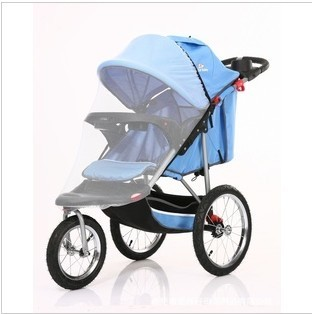 Ultralarge full cover baby stroller mosquito net child baby bb baby stroller mosquito net buggiest mosquito net general
