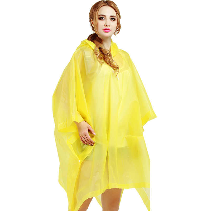 Vrouwen Regenjas Universal Regenkleding Mannen Regen Poncho Jas Ondoordringbare chubasquero Waterdichte Regen cape covers Hooded Dropshipping