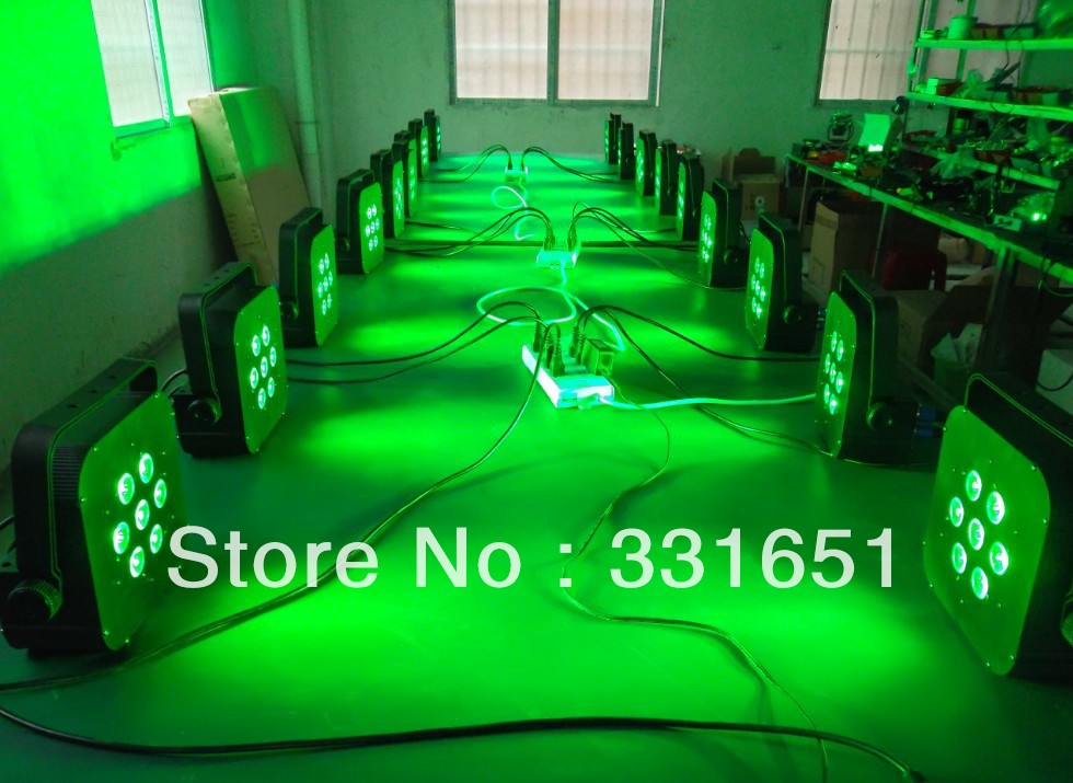 6pcs/carton Free Shipping 2017 Hot New Par Light RGBAW LED Par Can Light New 7x15W 5IN1 5/9 Channels6pcs/carton Free Shipping 2017 Hot New Par Light RGBAW LED Par Can Light New 7x15W 5IN1 5/9 Channels