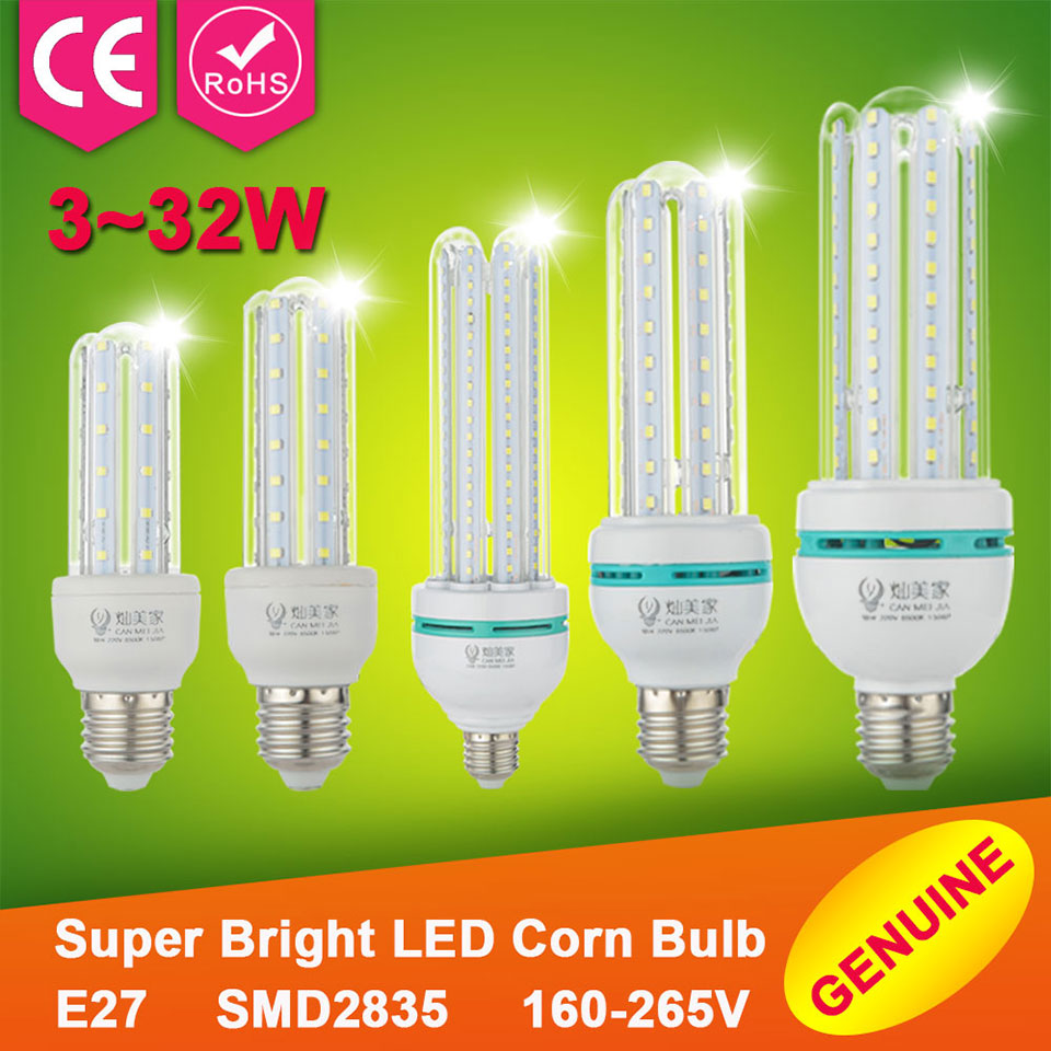 1pcs led corn bulb home lighting e27 12w 18w energy saving. Black Bedroom Furniture Sets. Home Design Ideas