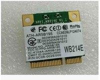 SSEA Novo Cartão Sem Fio para Atheros AR5B195 (Wireless AR9285 + Bluetooth 3.0) Metade Mini PCI-E Card para ACER/DELL/ASUS/Toshiba