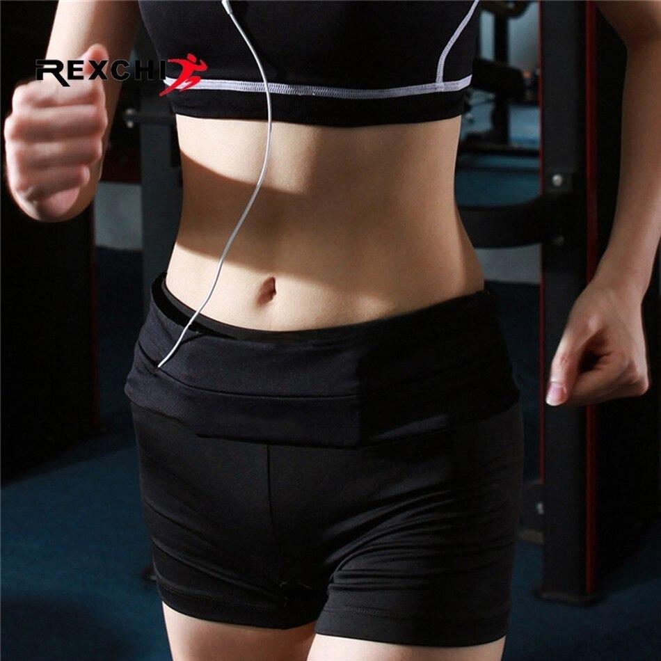Ultraleicht Laufen Tasche Männer Frauen Taille Telefon Halter Gürtel Elastische Pack Gürtel Versteckt Anti-dieb Sport Zubehör Fitness Getriebe