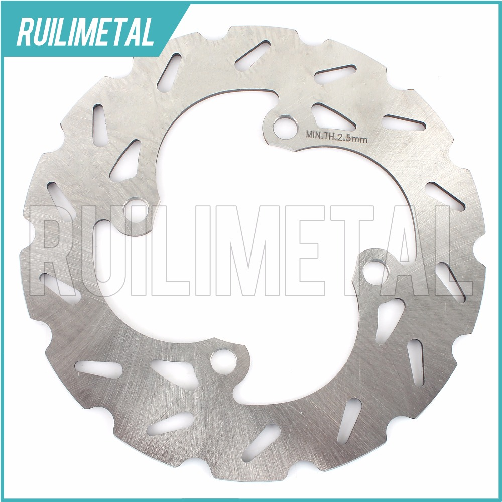 MX Offroad Front Brake Disc Rotor for SUZUKI RM65 RM-65 RM 65 2003 2004 2005 03 04 05 амортизаторы bilstein в6 offroad