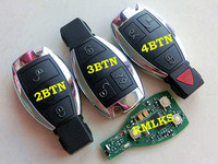 High Quality 3 Buttons Smart Remote Key Remote Key With 315 MHZ NEC Chip Fit For