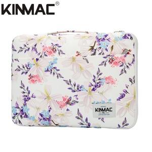 "Image 5 - 2020 New Brand Kinmac Handbag Sleeve Case Laptop Bag 12"",13"",14"",15"",15.6"",Bag For MacBook Air Pro,Wholesale Free Shipping KS020"