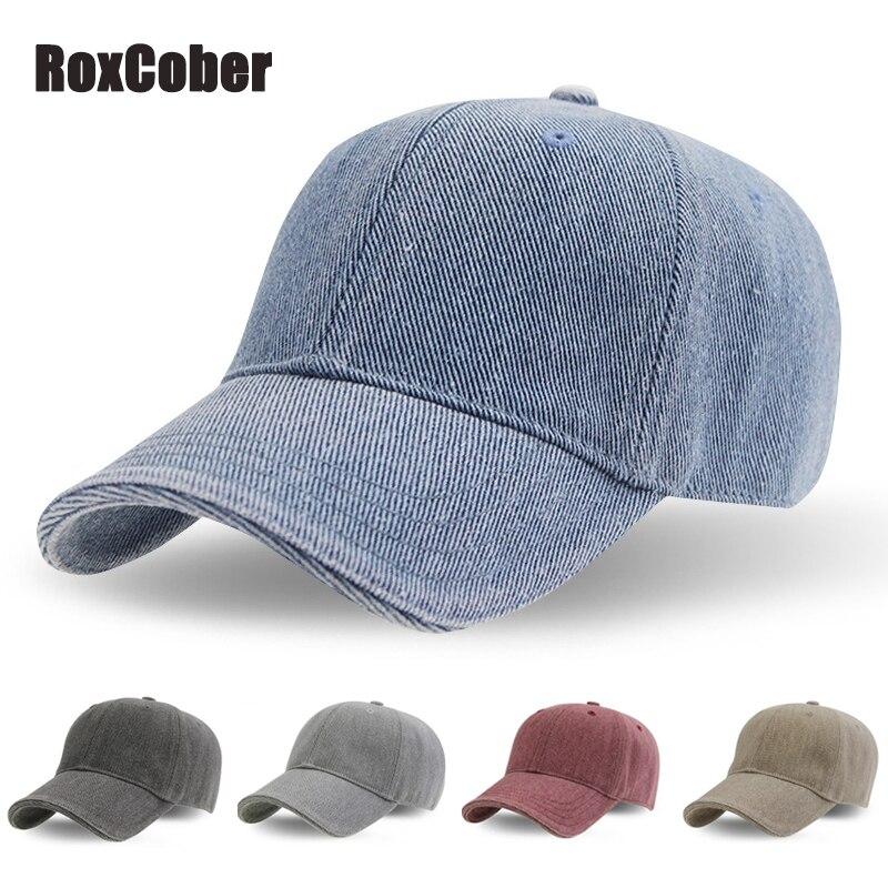 RoxCober Men Women Adjustable Baseball Cap Sport Snapback Hip-hop Hat Visors