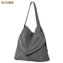 Kanvas Bayan çanta çantası